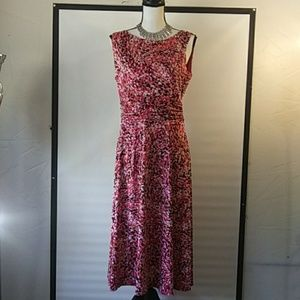 💥CLEARANCE💥Orvis dress 12 Pink sleeveless